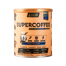 SUPERCOFFEE CHOCOLATE 2.0 220g - CAFFEINE ARMY