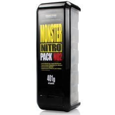 Monster Nitro Pack NO2 44 Packs - Probiótica