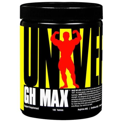 GH MAX 180 Tabletes - Universal Nutrition