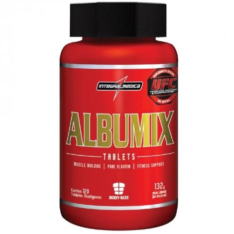 Albumix 120 tabletes - Integralmédica