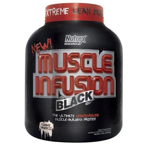 Muscle Infusion Black 2268g - Nutrex