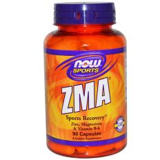 ZMA Sports Recovery 180  Cápsulas - Now Sports