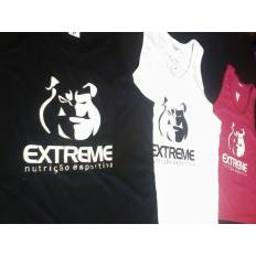 Camiseta Regata Body Extreme Line