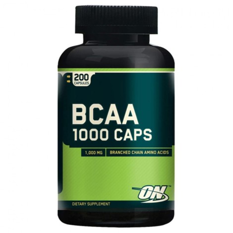 Bcaa 1000 200 Capsules - Optimum Nutrition